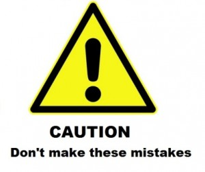 Avoid the Job Hunting Mistakes